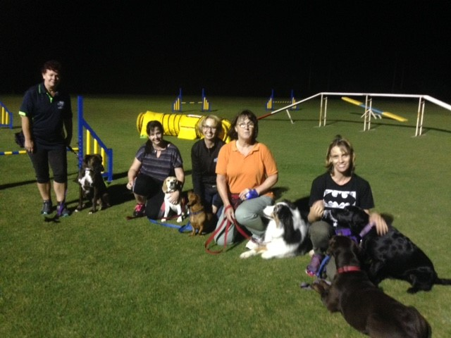 Redlands Agility Team